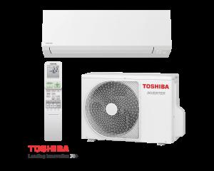 Хиперинверторен климатик Toshiba RAS-B13J2KVSG-E/RAS-13J2AVSG-E SHORAI EDGE