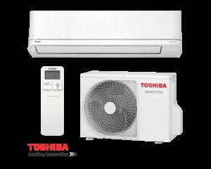 Инверторен климатик Toshiba Shorai RAS-10PKVSG-E/RAS-10PAVSG-E