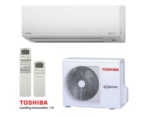 Инверторен климатик Toshiba RAS-B13N3KV2-E1/RAS-13N3AV2-E1 Suzumi Plus